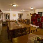 Restaurace v pensionu ubytování