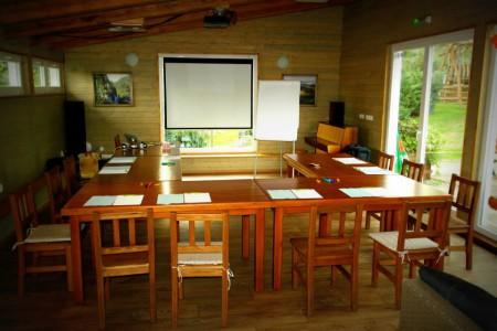 Školící místnost pro firmy